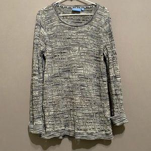 Simply Vera Vera Wang lace pullover blouse